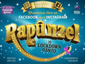St Helens to stream a special lockdown Easter panto