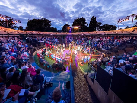 Chester Storyhouse reveals extended summer in the open air