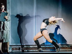 What a feeling! Flashdance at the Liverpool Empire