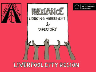 Liverpool arts freelancers needed to shape post-pandemic working future