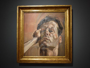 Lucian Freud exhibition at Tate Liverpool paints an intimate portrait of the late artist