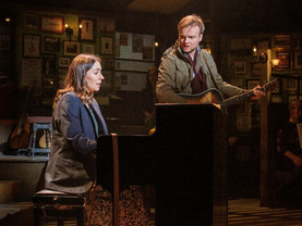Review: Once at Liverpool Empire ****