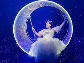 Review: Cinderella at the Liverpool Empire ****