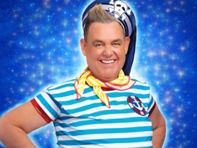 Tony Maudsley joins Peter Pan cast at Liverpool Empire