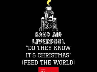 Band Aid Liverpool to help the homeless this Christmas