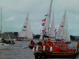 Clipper Race to return to the River Mersey