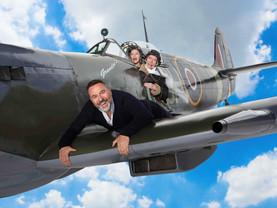 Grandpa's Great Escape flies in to Liverpool