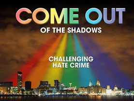 Come Out of the Shadows for Liverpool Pride