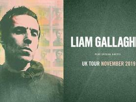 Liam Gallagher Liverpool arena date ticket details