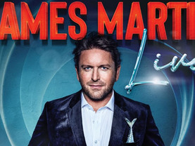 Chef James Martin makes Liverpool arena date on new tour