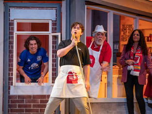 Review: Homebaked at Royal Court Liverpool ****