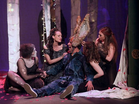 Review: A Misummer Night's Dream at the Epstein Theatre ****
