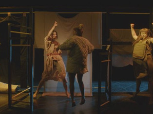 Tate Liverpool premiere for artist Emily Speed's Flatland