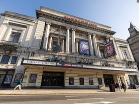Liverpool Empire announces reopening date after 18 months' closure