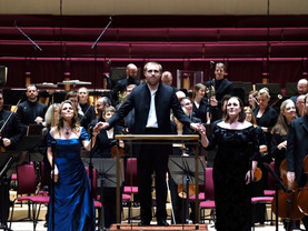 Review: Petrenko's Mahler II at Liverpool Philharmonic ****1/2