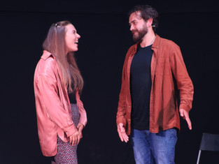 Review: A Brief Conversation About the Inevitability of Love at Little LTF ***1/2
