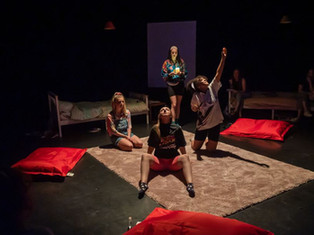 Review: Sleepover at Unity Theatre ****