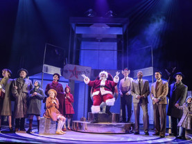 Review: Miracle on 34th Street at Liverpool Playhouse ***1/2
