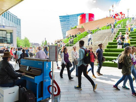 Time to Tickle the Ivories at Liverpool ONE this summer