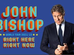 John Bishop Liverpool tour dates and ticket details
