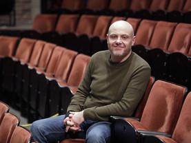 Liam Tobin talks Sweeney Todd at the Everyman