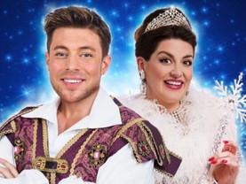Duncan James is going to the ball at the Liverpool Empire