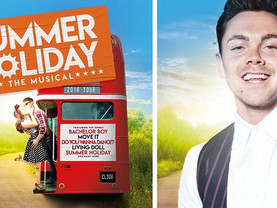 Ray Quinn takes a Summer Holiday at Liverpool Empire