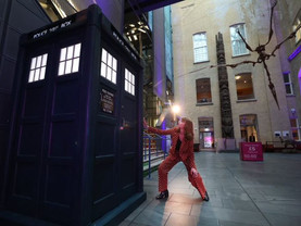 Doctor Who and Tudor monarchs lead NML's 2022 programme