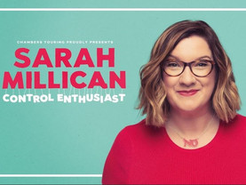 Sarah Millican brings her new tour to Liverpool