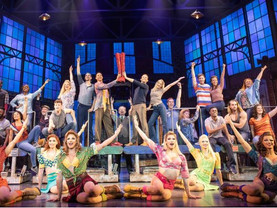 Review: Kinky Boots at Liverpool Empire ****