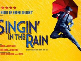 Liverpool Empire date for Singin' in the Rain tour