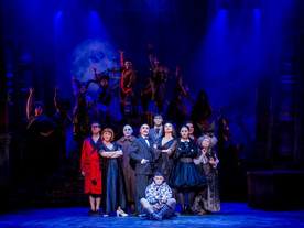 Liverpool Empire date for Addams Family UK tour
