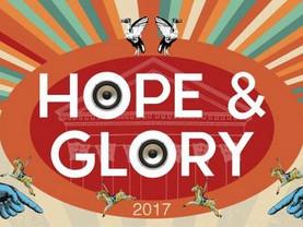 Liverpool hosts the Hope & Glory festival