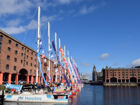 Clipper Race to reach thrilling sprint finish on River Mersey