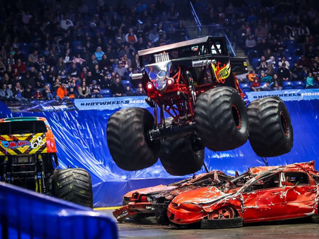 Liverpool date for Hot Wheels Monster Trucks tour in 2022