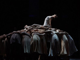 Review: Akram Khan's Giselle at the Liverpool Empire ****