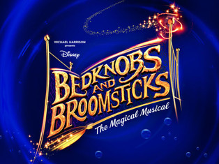 Bedknobs and Broomsticks flies in to Liverpool Empire on UK tour
