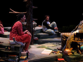 Review: The Story Giant at Liverpool Everyman ****