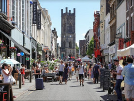 Celebrate Bold Street with a day of food and fun