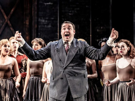 Review: Curtains at Liverpool Empire ***1/2