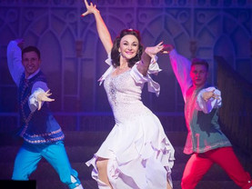 Review: Jack and the Beanstalk at Liverpool Empire ****