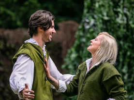 Review: As You Like It by Imaginarium Theatre ****
