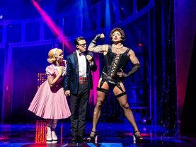 Review: Rocky Horror Show at Liverpool Empire ****1/2