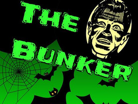 Spooky storytelling in The Bunker this halloween