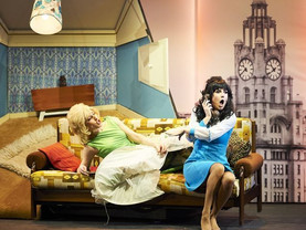 Review: Liver Birds Flying Home at Royal Court Liverpool **