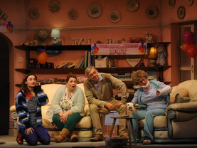Review: Yellow Breck Road at Royal Court Liverpool ****