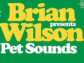 Brian Wilson returns to Liverpool with Pet Sounds