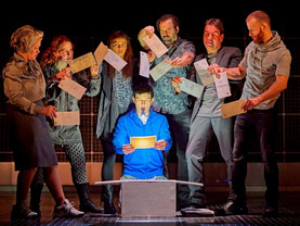 Curious Incident returns to the Liverpool Empire