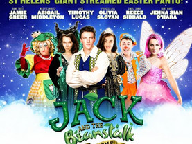 St Helens Easter panto promises to be a terrific tall story
