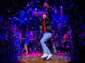 Review: Footloose at Royal Court Liverpool ***